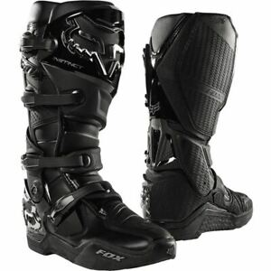 Fox Racing Instinct Boots - Black, All Sizes