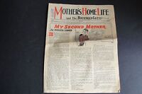Mothers Home Life and the Household Guest- May 1942 Newspaper.RARE!