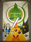 Wizard of Oz (2013) by Tom Whalen Mondo Poster Limited Edition