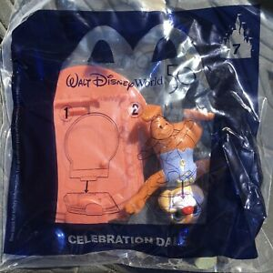 Mcdonalds Disney World 50th anniversary celebration dale #7 toy