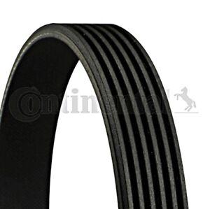 CONTITECH V-Ribbed Belt For VOLVO C30 S40 II S80 V50 V70 III Estate 1.6L V8 V6
