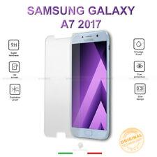 Pellicola in Vetro Temperato Samsung Galaxy A7 2017 protezione Display Schermo