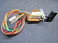 TEAC W-430B Cassette Deck  Power switch board with knob assembly Tested  p.