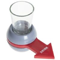 Spin the Shot Adult Drinking Game Stag Do Hen Night Party Novelty Party Glass