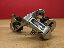 Shimano Rear Derailleur Deore DX 7 Speed Japan long cage RD-M650