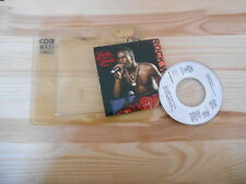 """CD HipHop Bobby BROWN-Rock wit 'cha 3"""" MCD (3) canzone MCA"""