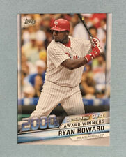 2020 TOPPS SERIES 2 RYAN HOWARD DECADES' BEST DB-83
