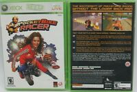 XBOX 360 Burger King Game Pocket Bike Racer Works With Original XBOX Also