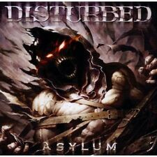 DISTURBED - ASYLUM  CD HARD ROCK-METAL-PUNK-GROUNGE