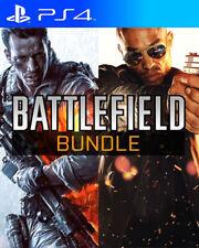 Battlefield 4 + Hardline Ps4