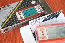 LA TRAVERSEE (THE CROSSING), LCD Game &  Watch (KONAMI, LANSAY). COMPLETE!