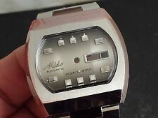 Mido 1869 Swiss Made Multi Star Automatic Ss Watch Case With Parts