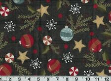 New listing Snowday Flannel Fabric #F9934-Jk Quilt Shop Quality Cotton