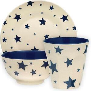Emma Bridgewater - Starry Skies - Bamboo Melamine - Plates, Bowls or Beakers