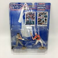 NEW Starting Lineup 1997 MLB Classic Doubles Cal Ripken Jr. and Brooks Robinson