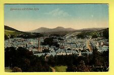 Selkirkshire - Galasheils, and Eildon Hills - Valentine Postcard