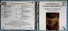 CONCERTOS POUR TROMPETTE - JEAN-LUC DASSEE' - 1 CD n.2432