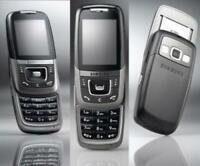 Samsung SGH-D600 D600 Handy Mobiltelefon Slider Handy gebraucht ohne Simlock