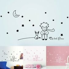 Stars Moon The Little Prince kids Wall Decals Wall Sticker Home Decor
