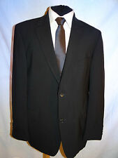 HUGO BOSS (B/MOVIE) DESIGNER CLASSIC ELEGANT BLACK JACKET/BLAZER UK 44 EU 54