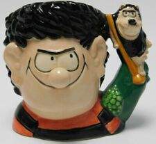 1996 Royal Doulton Character Toby Jug - Dennis and Gnasher