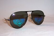 9970addbbb430 NEW GUCCI SUNGLASSES GG 0334S 002 BLACK TIGER MIRROR AUTHENTIC 0334
