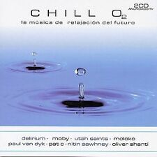 Chill O2: La Música de Relajación del Futuro by Various Artists (CD,...