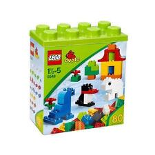 LEGO Duplo große Steine Box Set 5548 Sommer-Bauspaß - 80 Teile NEU OVP