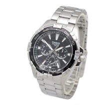 -Casio MTD1069D-1A2 Men's Metal Fashion Watch Brand New & 100% Authentic