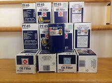 Lot of 12: AC DURAGUARD PF45 OIL FILTER NOS 25010324