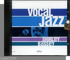 Shirley Bassey - Vocal Jazz - New Hits CD! 14 Songs!