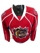 MENS Medium CCM Hockey Jersey AHL Hamilton Bulldogs Canadiens