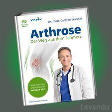 ARTHROSE | DR. CARSTEN LEKUTAT | Der Weg aus dem Schmerz - Was wirklich hilft