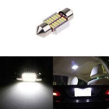 31MM 12SMD 4014 Canbus LED Light Car Festoon Interior Dome License Plate Lamp
