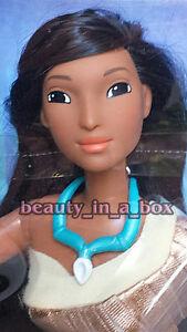 Pocahontas Doll Bead So Pretty 18 Inch / 45 cm. Disney GORGEOUS FACE