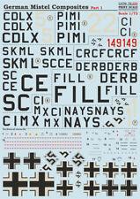 Print Scale 72-200 German Mistel Composites, Part 1 - 1/72 scale