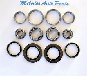 2 Rear Wheel Bearing With Seal set for CHEVROLET CORVETTE  1963 - 1982