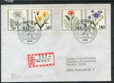 Nicht bestimmte Briefmarken aus der BRD (ab 1948) aus der Bundesrepublik mit Bedarfsbrief