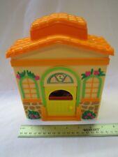 Dora the Explorer LET'S GO ADVENTURE SCHOOL HOUSE Mattel 2004 Dollhouse Toy Rare