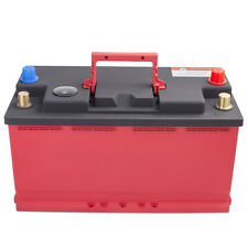 12V 100Ah Lithium-Iron Rechargerable Storage Phosphate Battery LiFePO4 For Boat
