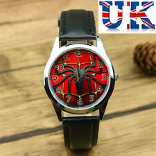 Niños Niñas Reloj de logotipo para Niños Spiderman ** ** Vendedor de Reino Unido