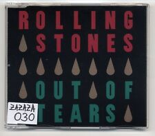 The Rolling Stones Maxi-CD Out Of Tears - UK 4-track - VSCDT 1524