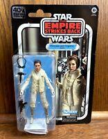 Hoth Princess Leia Organa Star Wars Black Series 40th Empire Strikes Back Figure