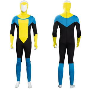 Invincible-Mark Grayson Cosplay Costume Halloween Carnival Suit