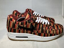 Nike Air Max 1 London Underground Woven Roundel Patta sz 9.5