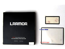 GGS LARMOR Crystal-clear Screen Protector for Canon 700D Optical Glass