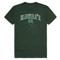 University of Hawaii Rainbow Warriors NCAA Basketball Tee T-Shirt