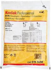 Kodak D-76 in polvere per 3,8 litri - Sviluppo per pellicole bianco e nero