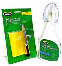 GILA Window Film Solution & Application Installation Tool Kit 16oz