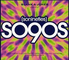 So90s (così Nineties) 1 3cd 2012 Blank & Jones New Order Duran Duran